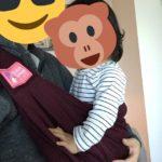 1歳半のママ抱っこ!にババスリング愛用中。セカンド抱っこ紐として勧める理由。
