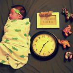 おくるみでスワドリング!新生児がぐっすり寝てくれる、魔法のような方法