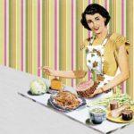 働くママの時短献立:さつま揚げと白菜のあんかけ