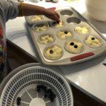 2歳半と一緒にお菓子作り!簡単混ぜるだけ!カップケーキ編