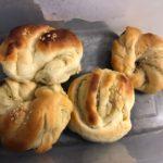 3歳児とお菓子作り~毎日食べたい!さつまいもパン
