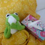 【1歳1ヶ月】赤ちゃんの病み上がりは、寝てばかり!?本調子になるのはいつ?