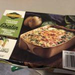 もう1品に便利!コストコで買った冷凍グラタンを食べました