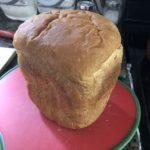 HBで作る!ふわふわ絶品ココナッツミルク入り食パン