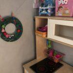 【紙皿で工作】5歳児とクリスマスリース作り