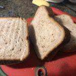 HBで作る!ほんのり甘くて香ばしい黒豆の煮汁入り食パン